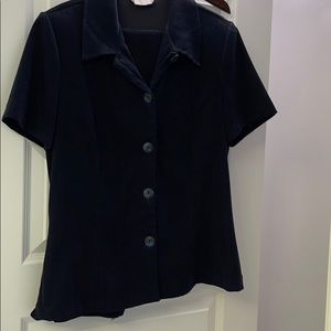 Reitman's size 12 navy Pant-Suit